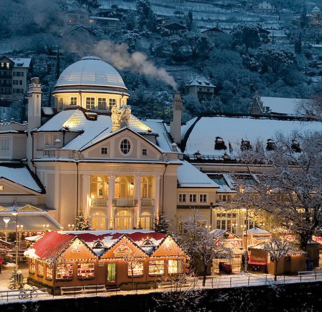 Italien Meran Weihnachtsmarkt 01 1200x631 1 - Urlaub im herzen Südtirols