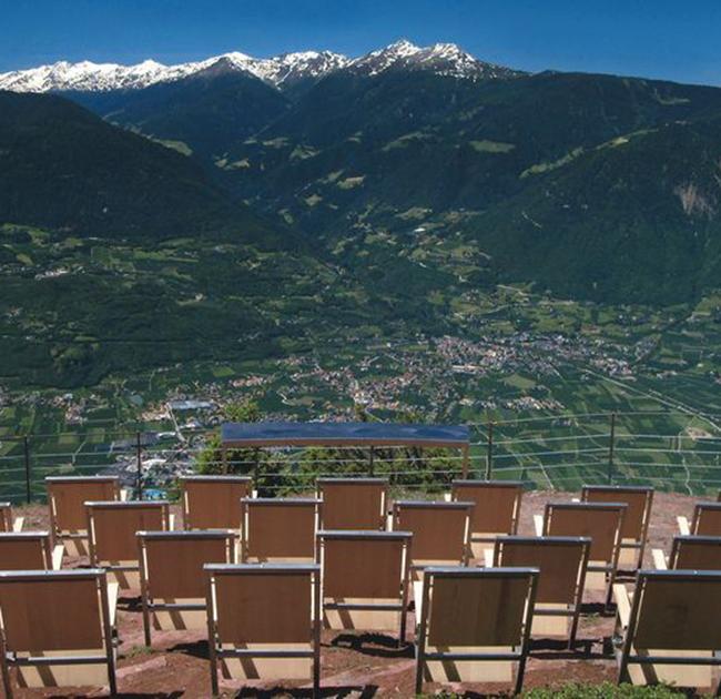 der kuerzeste weg zum knottnkino spaziergang hafling meran und umgebung suedtirol - Urlaub im herzen Südtirols