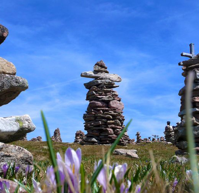 stoanerne mandln sarntal suedtirol 1 - Urlaub im herzen Südtirols
