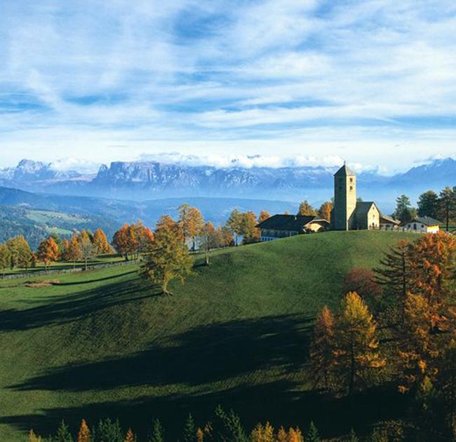 tschoegglberg salten wanderung jenesien bozen und umgebung suedtirol 2 - Urlaub im herzen Südtirols