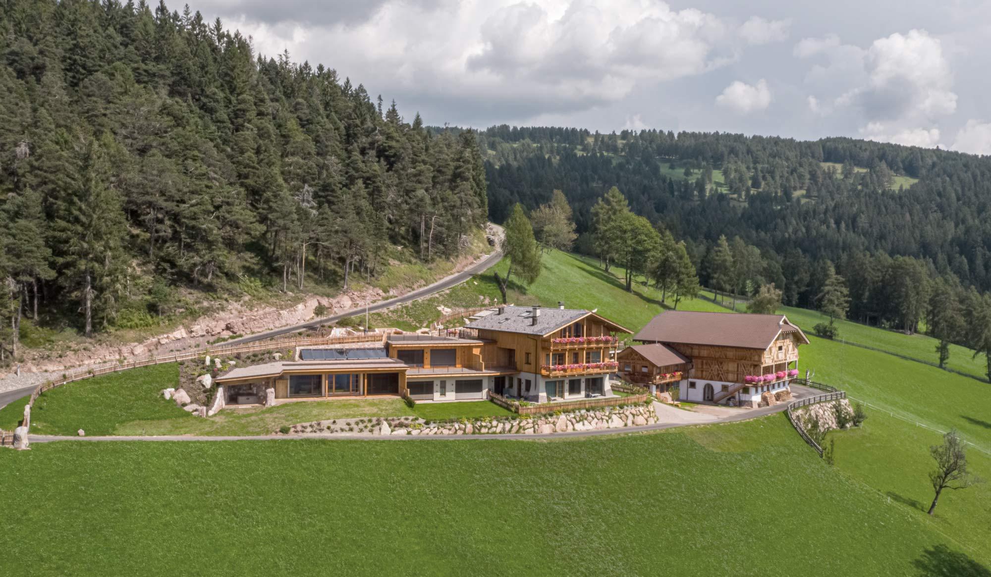wanderung - Urlaub im herzen Südtirols